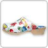 Butterfly Clog By Cape Clogs