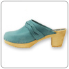 Dala Sky Blue Clog By Cape Clogs