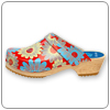 Fantasy Clog By Cape Clogs
