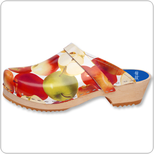 Macintosh Clog By Cape Clogs