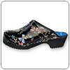 Zen Blossom Clog By Cape Clogs