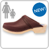 Burgundy Clog By Cape Clog