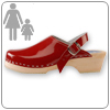 Cranberry Clog By Cape Clog