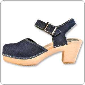 Daisy Duke Clog by Cape Cl
