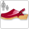 Hot Pink Clog By Cape Clog