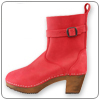Red Boot by Cape Clogs