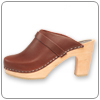 Selma Bordeaux Clog By Cape Clog