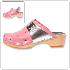 Starburst Clog By Cape Clog