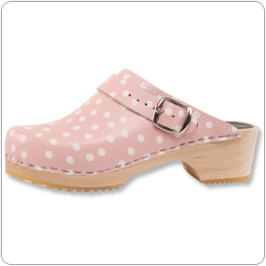 Bambi Clog by Cape Clogs